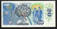 CZECHOSLOVAKIA  P95 20  KORUN   1988 #E21     UNC. - Czechoslovakia