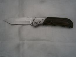 Couteau Automatique Cran D'arrêt 21,5 Cm Total Stainless - Blankwaffen