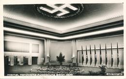 BERLIN-CHARLOTTENBURG - 1938 , Internationale Handwerks-Ausstellung , Sonder-Stempel - Deutschland