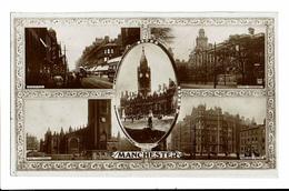 CPA - Carte Postale -Royaume Uni -Manchester -Multivues  VM1691 - Manchester