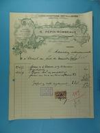 Constructions Métalliques R.Pepin-Rombeaux Beauwelz-les-Momignies /19/ - Allemagne