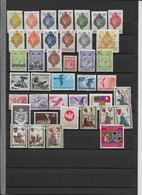 Liechtenstein Ensemble De Timbres - Neuf **/* - TB - Collections