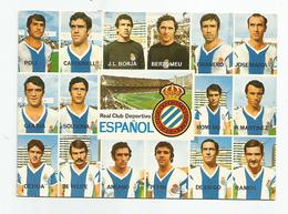 Cpm Football  équipe Real Club Deportivo Rcd   Espanol Espana Espagne - Football