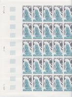 """TAAF 1988 Sailingship """"La Fortune"""" 1v Complete Sheetlet With Full Margins ** Mnh (TA217) - Ongebruikt"""