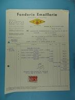 Fonderie Emaillerie Société Anonyme FE Bruxelles /23/ - Allemagne