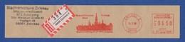 BRD AFS - ZWICKAU, Robert-Schumann Stadt + 1995 R-Zettel - Churches & Cathedrals