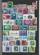 Bulgarie Thème Oiseaux Ensemble De Timbres - **/* - TB - Collections, Lots & Séries
