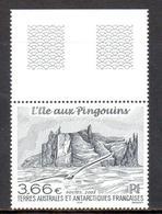 TAAF - 2003 - L'Ile Aux Pingouins ** Bord De Feuille - Terres Australes Et Antarctiques Françaises (TAAF)