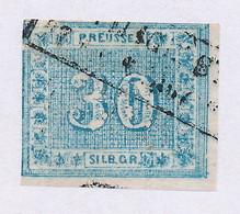 Preußen Nr. 21 Gestempelt (Michel 280,-- €) - Prussia
