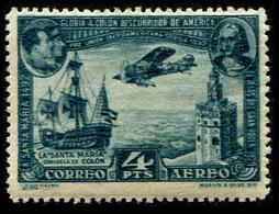 1930 Spain $4.00pts. - Aéreo