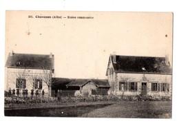 03 - Chavenon - Ecole Laïque De Garçon Et De Filles - France