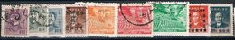 China East Province, Used Lot, D4406 - Western-China 1949-50