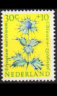 NIEDERLANDE NETHERLANDS [1960] MiNr 0750 ( **/mnh ) Blumen - 1949-1980 (Juliana)