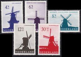 NIEDERLANDE NETHERLANDS [1963] MiNr 0794-98 ( **/mnh ) - 1949-1980 (Juliana)