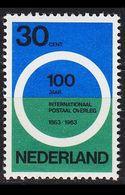NIEDERLANDE NETHERLANDS [1963] MiNr 0799 ( **/mnh ) - 1949-1980 (Juliana)