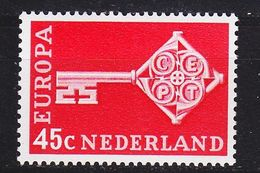 NIEDERLANDE NETHERLANDS [1968] MiNr 0900 ( **/mnh ) CEPT - 1949-1980 (Juliana)