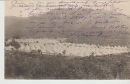 C.P.A. -SIGNES - CAMP DE CHIBRON - COTE OUEST-  GUERRE 1914-15-16 - 609 - MARIUS - France