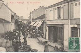 17 FOURAS  La Rue Des Halles - Fouras-les-Bains