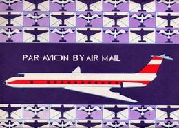 3529 - Orig. Briefpapier Briefumschläge Luftpost - Par Avion By Air Mail - DDR - Other