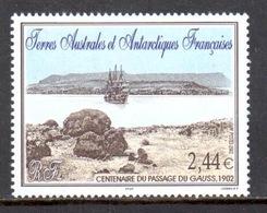 TAAF - 2002 - Cent. Du Passage Du Gauss ** - Terres Australes Et Antarctiques Françaises (TAAF)