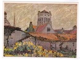 Veurne, Georges Lebacq, Pinxit, Sint Niklaas Toren (pk55737) - Veurne