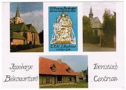 Izenberge, Alveringem, St Milerdakerk, Bedevaartkapel, Regionaal Openluchtmuseum Bachten De Kupe (pk55738) - Alveringem