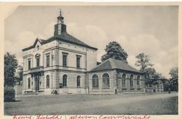 CPA - Belgique - Bourg-Léopold - Maison Communale - Leopoldsburg