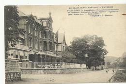 Le Grand Hotel Martinot à Waulsort    (817) - Walcourt