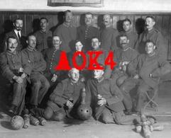 BADEN LAHR Infanterie Regiment 169 Kegeln Bowling Feldgrau - Weltkrieg 1914-18