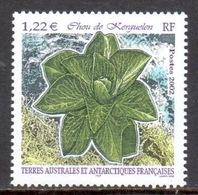 TAAF - 2002 - Chou De Kerguelen ** - Terres Australes Et Antarctiques Françaises (TAAF)