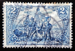 1899 REICHSPOST / DEUTSCHES REICH 5 Valeurs ' Oblitérés Used - Used Stamps