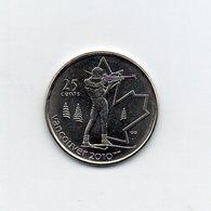 Canada - 2007 - 25 Centesimi - Vancouver 2010 - Vedi Foto - (MW2098) - Canada