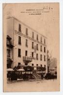 - CPSM LAGUIOLE (12) - GRAND HOTEL AUGUY 1949 - Editions APA-POUX - - Laguiole