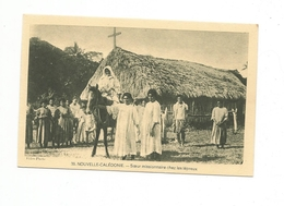 Nouvelle-Calédonie - Soeur Missionnaire Chez Les Lépreux - Nouvelle Calédonie