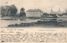 CPA - Belgique - Tongeren - Tongres - Chateau De 'S Heeren-Elderen - Tongeren