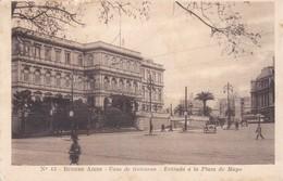 CARTOLINA - POSTCARD - ARGENTINA - BUENOS AIRES - CASA DE GOBIERNO - ENTRADA A LA PLAZA DE MAYO - Colombia