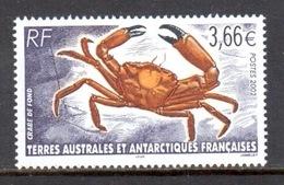 TAAF - 2002 - Crabe De Fond ** - Terres Australes Et Antarctiques Françaises (TAAF)