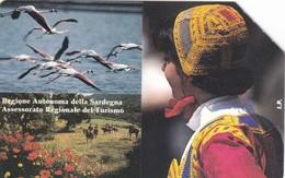 SCHEDA TELEFONICA  SARDEGNA NON SOLO MARE  SCADENZA 31/12/1998 USATA - Italia