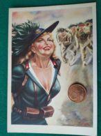 FASCISMO Donna Bersagliere - War 1939-45
