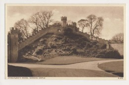 AK25 Ethelfleda's Mound, Warwick Castle - Warwick