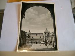 1955 - Marsala - Piazza Della Repubblica - Duomo - Animata - Vera Fotografia - Marsala
