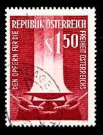Autriche 1961 Mi.Nr: 1084 Ehrung Der Opfer...  Oblitèré / Used / Gebruikt - 1961-70 Oblitérés