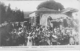ATHENES    LE POINT DE DEPART DES COUREURS DE MARATHON - Griechenland
