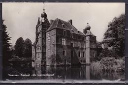 1970 VAASSEN Kasteel De Cannenburgh Z/W Gelopen Naar Utrecht - Nederland