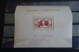 Bloc De 1937**MNH - A.E.F. (1936-1958)