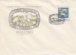Alpinism Climbing Yugoslav Expedition Himalaya 1960 - Climbing