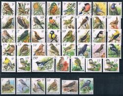 Belgique - Lot Oiseaux Buzin En FB ** - Collections, Lots & Séries