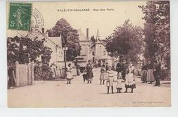 VILLELOIN COULANGÉ - Rue Des Ponts - Otros Municipios