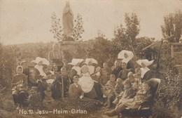 BRIXIEN-BRESSANONE-BOZEN-BOLZANO-JESU HEIM GIRLAN-CARTOLINA VERA FOTOGRAFIA NON VIAGGIATA ANNO 1910-1920 - Merano