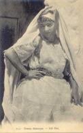 CPA -  ALGERIE - FEMME MAURESQUE (ND. Photo  61A) - Algérie